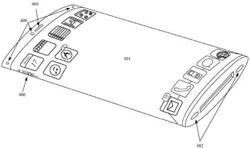 '휘는 아이폰 나올까?' 애플, 플렉서블 특허 출원