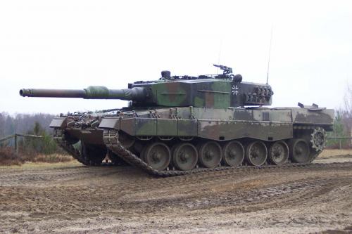 Tanque Leopard IIa4 B3ea2827