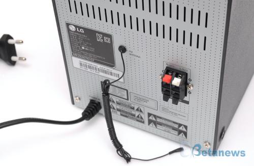 작지만 야무진 미니 오디오, LG 마이크로 하이파이 시스템 XA16