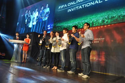 EA코리아의 'FIFA 온라인 3', e스포츠 동아시아리그 출범