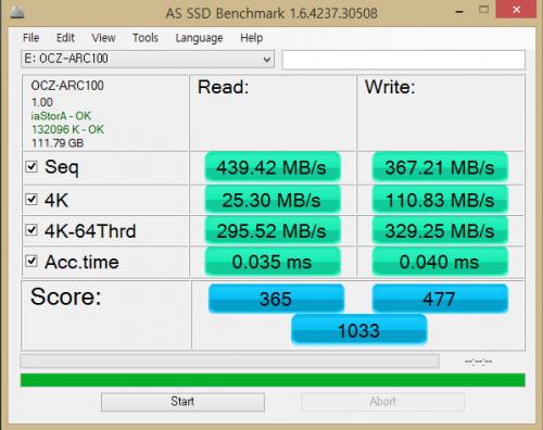 피씨디렉트와 OCZ의 첫 만남, SSD 'ARC 100' 시리즈