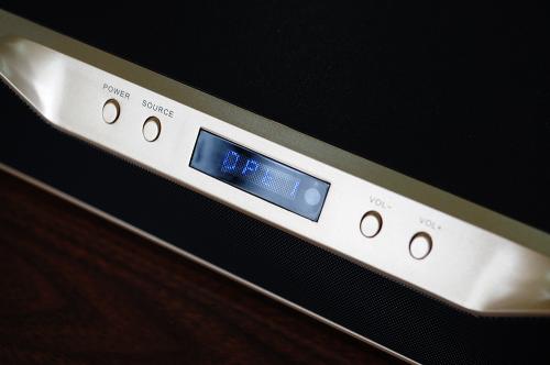 공간활용성 높인 사운드 플레이트, 위메이트 'SB-800'