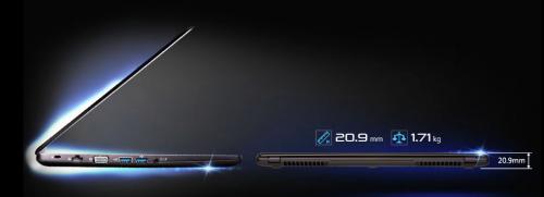 기가바이트 P34W V4, 높은 휴대성에 고해상도와 고성능까지 담았다