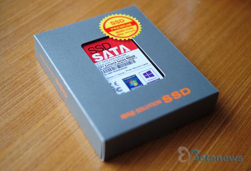 쿼드코어 컨트롤러 사용된 SSD, 파이슨 솔루션 CP7 익스트림 500GB