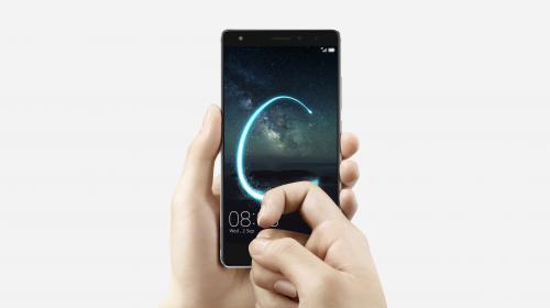 지문인식 그리고 터치…화웨이 플래그십 스마트폰 '메이트s'
