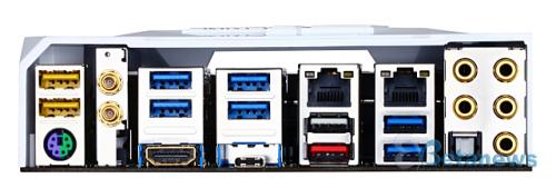 스카이레이크 위한 플래그쉽 메인보드, 기가바이트 Z170X-Gaming G1