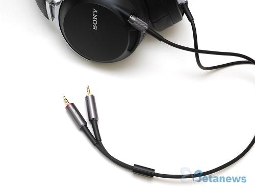 밸런스드 연결로 선명한 음질, 소니 플래그쉽 헤드폰 'MDR-Z7'
