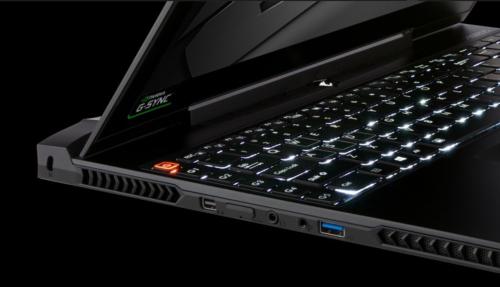 어로스 X5, 동급 최고의 게이밍 성능을 겨냥한  노트북
