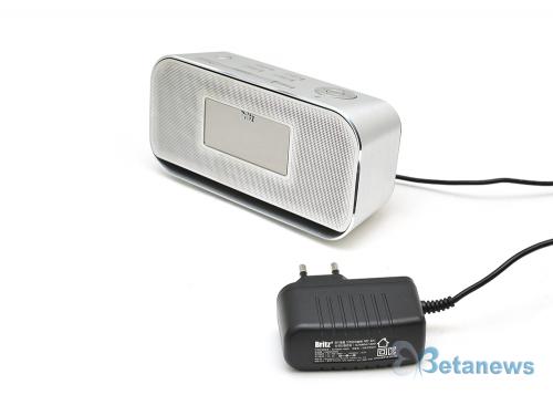 블루투스, 알람, USB재생까지…멀티 탁상용 오디오, 브리츠 'BZ-M115 BT'