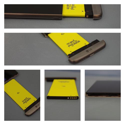 LG G5, 높은 완성도에 새로운 도전정신을 품었다