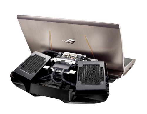 에이수스 ROG GX700, 수냉쿨러로 날개단 게이밍 노트북