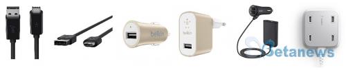 한국벨킨, USB-C 케이블 등 LG G5용 액세서리 발표