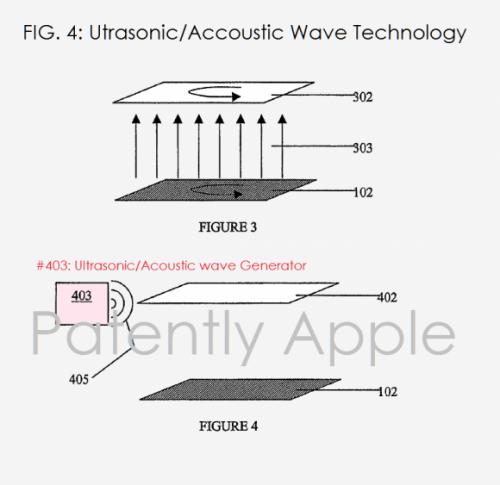 애플, 디스플레이 뒷면에 터치ID 적용하나...관련 기술 특허 출원