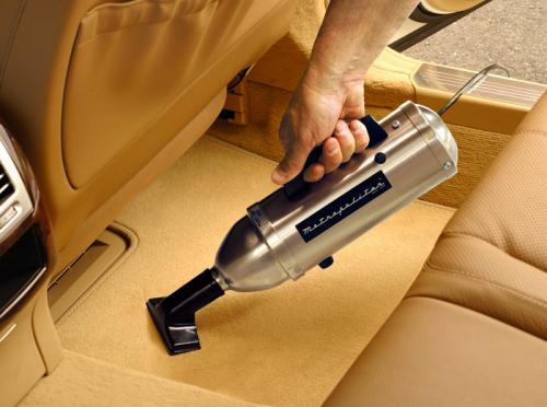지엔컴퍼니, 메트로베큠 '프리미엄 차량용 청소기 AM-4BS' 국내 출시