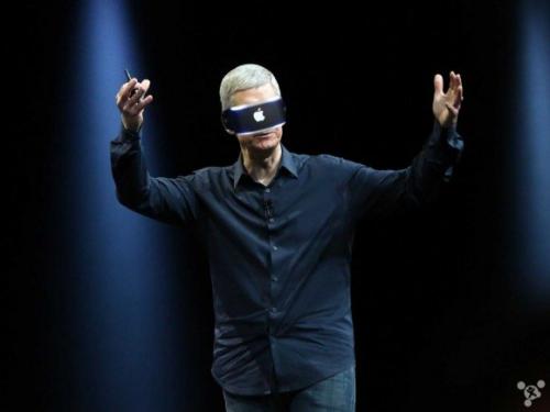 차세대 아이폰의 OLED 디스플레이는 VR 응용을 위한 포석?