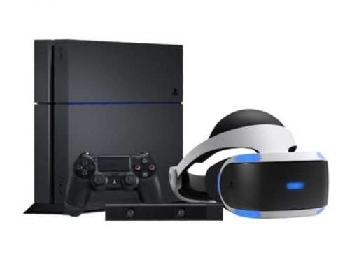 소니 '플레이스테이션 VR' 일본 예약 판매 18일 시작...출시일은 10월 13일