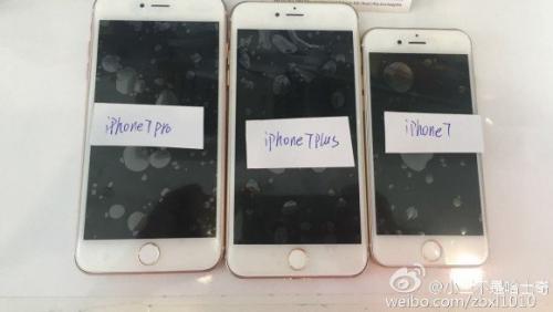 '아이폰7 프로', 진짜 출시되나...추정 사진 유출