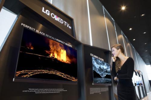 LG전자 올레드 TV, 호주에서도 '압도적 호평'