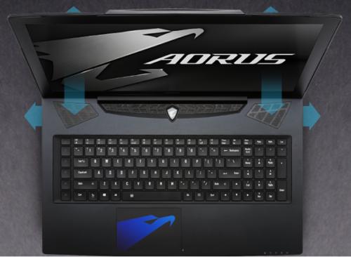 최신 지포스 GTX1070 탑재해서 나온 어로스 X7 v6