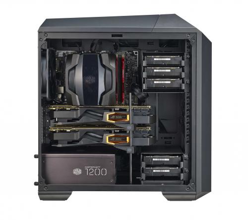 쿨러마스터, 모듈형 케이스 MasterCase PRO 3 출시