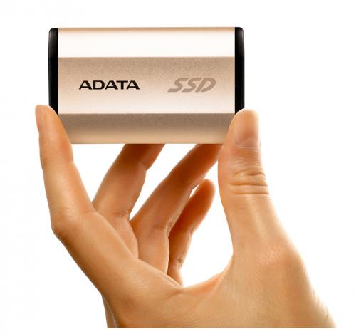 SH트레이딩, MLC 낸드 채용 외장 SSD 'ADATA SE730' 출시