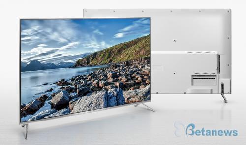 제노스미디어, 4K IPS 퀀텀 디스플레이 60형 TV 출시