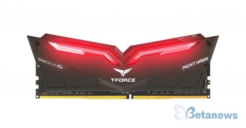 바이픽스, 팀그룹 'T-포스' 고성능 DDR4 메모리 출시