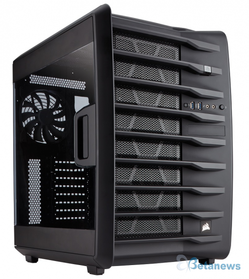 커세어, 넉넉하고 쾌적한 PC 케이스 '카바이드 에어740' 출시