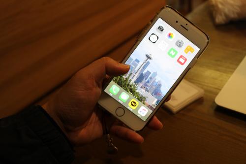 중국 상하이서 아이폰 발화 신고 잇따라