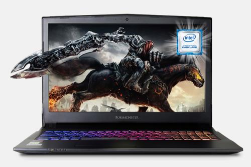 게이밍노트북 신제품, 한성컴퓨터 'X57K 보스몬스터'
