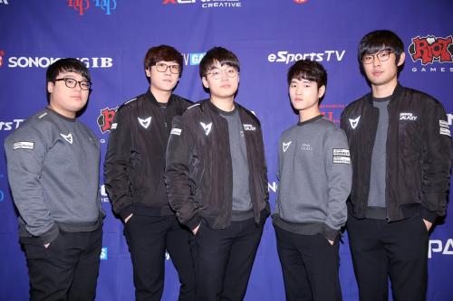 LoL팝업스토어, 20일 '삼성 갤럭시 프로게임단' 팬사인회 열어