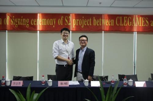 클래게임즈, 中 모닝텍과 20억원 규모 글로벌 퍼블리싱 계약 체결
