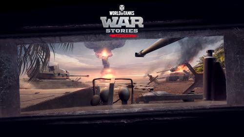 월드 오브 탱크 콘솔, '전쟁 스토리' 케네디의 전쟁 추가