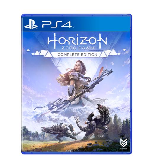 PS4용 '호라이즌 제로던', 확장팩과 완전판 나온다