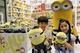 [포토]신세계백화점, '슈퍼배드3' 주인공 미니언즈 상품 판매