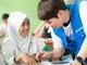 삼성전자, 1300여 임직원 인도네시아·말레이시아서 교육봉사