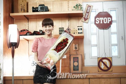 장윤정, 박현빈, 컬투 등 꽃다발 배달 시장 격돌