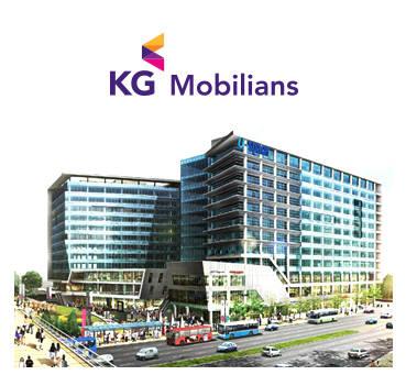 [판교테크노밸리 기업] KG모빌리언스, 유무선 전화결제 대표기업