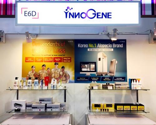 이노진, 아시아 최대 뷰티 박람회 '홍콩 코스모프로프' 참가
