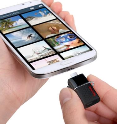스마트폰과 PC 사이 데이터를 편하게, OTG 메모리 추천 4종