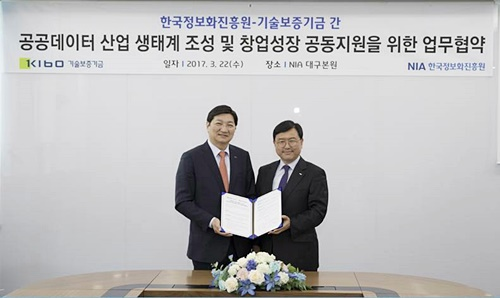 한국정보화진흥원, 공공데이터 산업 생태계 조성