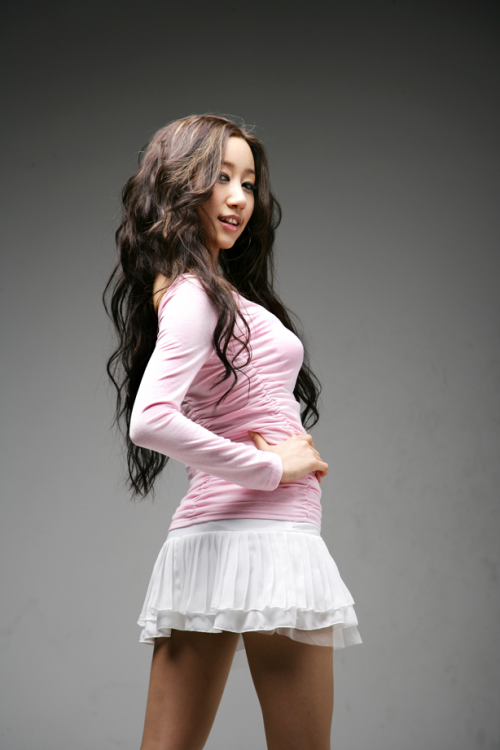 섹시모델 이은미, 코리아그라비아 섹시화보 공개