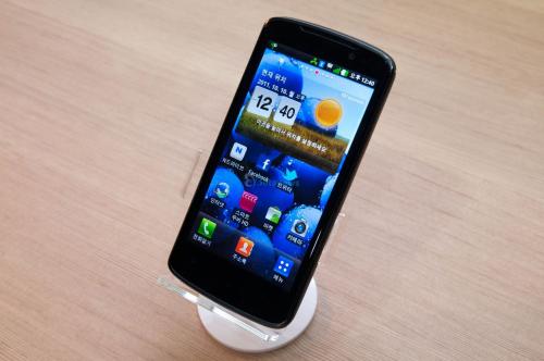 옵티머스 LTE ICS 업그레이드, 4.0.4버전에 새 UI 적용?