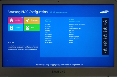 삼성 아티브북 KD3S, 활용성 좋고 스타일리시한 노트북