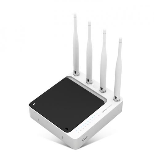 아이피타임 A704NS BCM, 전원안정성과 미디어서버 기능이 충실하다