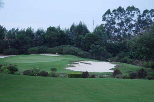 타이가골프, 중국 난닝 2색 골프여행 특가상품 출시
