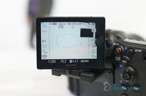 정점에 선 A마운트 풀프레임 카메라, 소니 A99 II