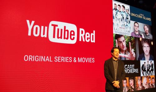 유튜브 레드 한국 출시, 광고없는 정액제 프리미엄 서비스 시작