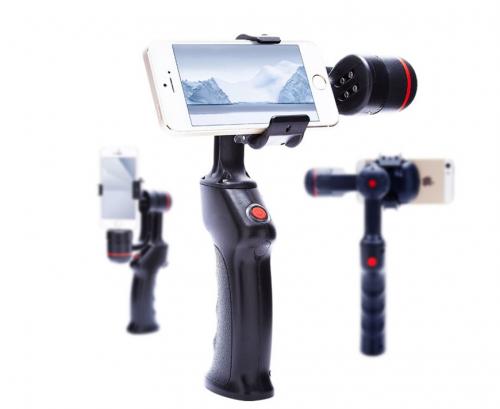 스마트폰으로 전문 콘텐츠를 만들자, 촬영용 짐벌 추천 4종