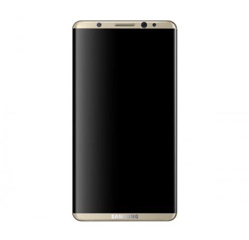 갤럭시 S8, 이런 모양으로 나올까?
